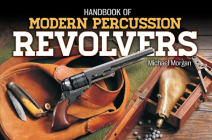 Handbook of Modern Percussion Revolvers Cover Image