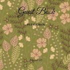 Guest Book- Floral Themed Act 2 - For any occasion - 66 color pages -8.5x8.5 Inch Cover Image