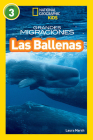 National Geographic Readers: Grandes Migraciones: Las Ballenas (Great Migrations: Whales) Cover Image