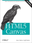 Html5 Canvas: Native Interactivity and Animation for the Web Cover Image