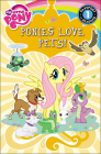 Ponies Love Pets! (My Little Pony Leveled Readers) Cover Image