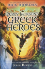 Percy Jackson's Greek Heroes Cover Image