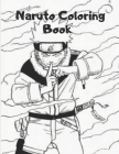 Naruto Coloring Book: Great for Encouraging Creativity Cover Image