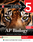 5 Steps to a 5: AP Biology 2020 Cover Image