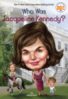 Who Was Jacqueline Kennedy? (Who Was?) Cover Image