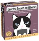 Texts from Mittens the Cat 2019 Day-to-Day Calendar Cover Image