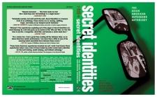 Secret Identities: The Asian American Superhero Anthology Cover Image