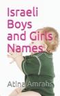 Israeli Boys and Girls Names Cover Image