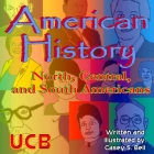 American History: North, Central, and South Americans Cover Image