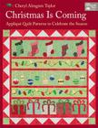 Christmas Is Coming: Applique Quilt Patterns to Celebrate the Season Cover Image