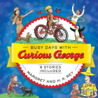 Busy Days with Curious George Cover Image