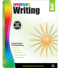Spectrum Writing, Grade 3 Cover Image