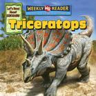 Triceratops (Let's Read about Dinosaurs) Cover Image