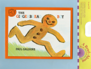 The Gingerbread Boy Book & CD (Paul Galdone Classics) Cover Image