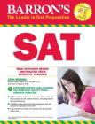 Barron's SAT with Online Tests (Barron's Test Prep) Cover Image
