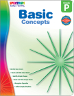 Basic Concepts, Grade Pk (Early Years) Cover Image