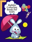 Rabbit Coloring Book For kids: Exclusive Coloring Book ever An Adult Coloring Book of 50+ unique Rabbit Designs with little bit Mandala Style awesome Cover Image