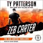 Zeb Carter Lib/E Cover Image