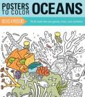 Posters to Color: Oceans Cover Image