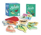Birds Wooden Magnet Set (RP Minis) Cover Image