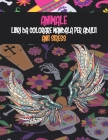 Libri da colorare Mandala per adulti - Anti stress - Animale Cover Image