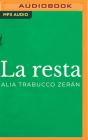 La Resta (Narración En Castellano) Cover Image