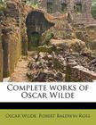 Complete Works of Oscar Wilde Cover Image