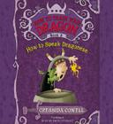 How to Speak Dragonese (How to Train Your Dragon #3) Cover Image