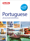 Berlitz Phrase Book & Dictionary Portuguese (Bilingual Dictionary) (Berlitz Phrasebooks) Cover Image