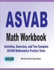 ASVAB Math Workbook: Activities, Exercises, and Two Complete ASVAB Mathematics Practice Tests Cover Image