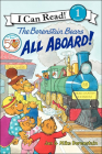 The Berenstain Bears All Aboard! (I Can Read! Beginning Reading: Level 1 (Prebound)) Cover Image