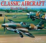 Cal 2019 Classic Aircraft WWII Cover Image
