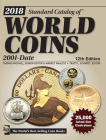 2018 Standard Catalog of World Coins, 2001-Date Cover Image