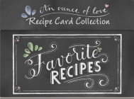 Favorite Recipes - Recipe Card Collection Tin Cover Image