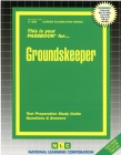 Groundskeeper: Passbooks Study Guide (Career Examination Series) Cover Image
