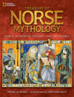 Treasury of Norse Mythology: Stories of Intrigue, Trickery, Love, and Revenge Cover Image