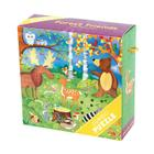 Forest Friends Jumbo Puzzle Cover Image