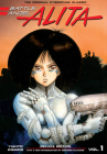 Battle Angel Alita Deluxe 1 (Contains Vol. 1-2) Cover Image