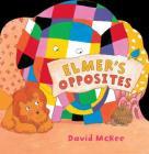 Elmer's Opposites (Andersen Press Picture Books) Cover Image