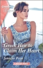Greek Heir to Claim Her Heart Cover Image