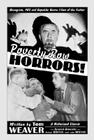 Poverty Row Horrors!: Monogram, PRC and Republic Horror Films of the Forties (McFarland Classics S) Cover Image