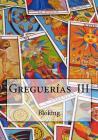 Greguerías III Cover Image
