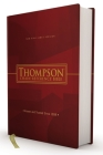 Nkjv, Thompson Chain-Reference Bible, Hardcover, Red Letter Cover Image