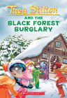 Black Forest Burglary (Thea Stilton #30) Cover Image