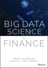 Big Data Science in Finance Cover Image
