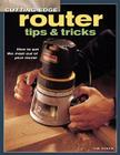 Cutting-Edge Router Tips & Tricks: How to Get the Most Out of Your Router Cover Image