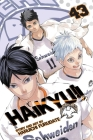 Haikyu!!, Vol. 43 Cover Image