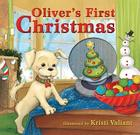 Oliver's First Christmas: A Mini Animotion Book Cover Image
