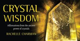 Crystal Wisdom Inspiration Cards Cover Image