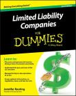 Limited Liability Companies for Dummies, 3/E Cover Image